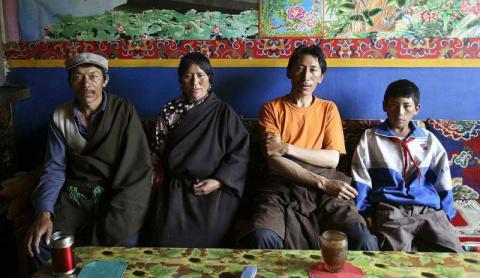 Многомужество, или брак по-тибетски