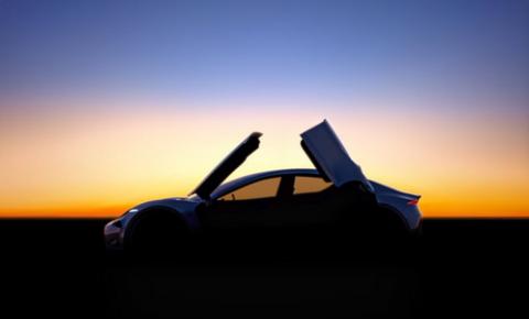 «Двери-бабочки» — новое явление в мировом автопроме