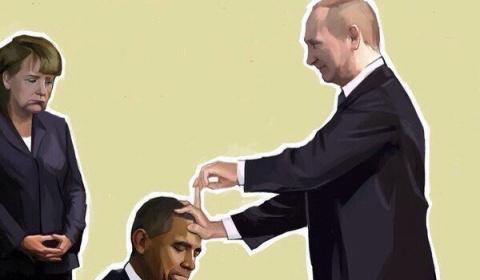 Бедная Россия правит миром