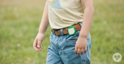 На Indiegogo собирают средства на первый GPS трекер для детей или домашних питомцев