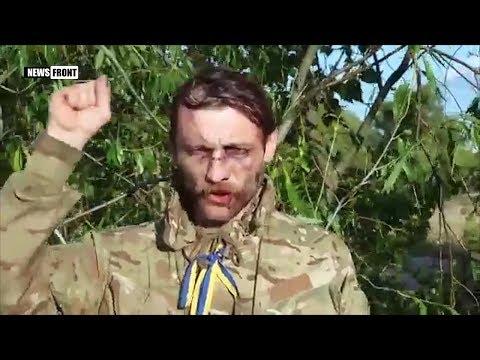 Жестоко избитый СБУ «херой АТО» режет правду-матку о Порошенко, требуя его импичмента 18+
