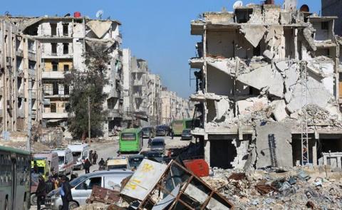Так кого наши раскопали в подвалах Алеппо?
