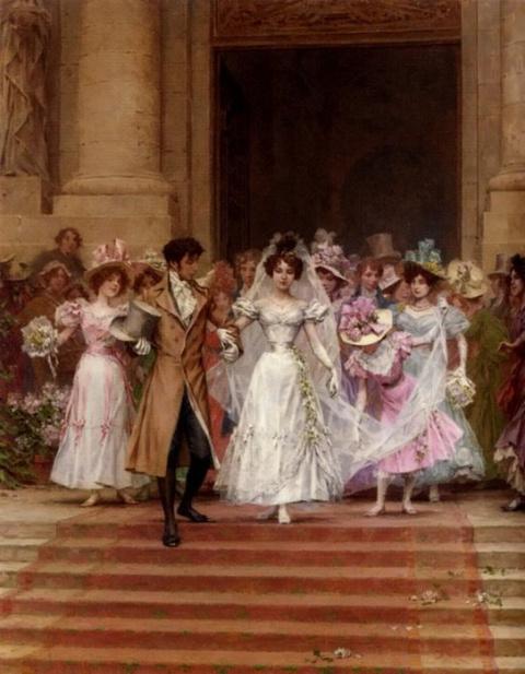 История одной песни. Свадебный марш Мендельсона.