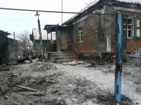 ЛНР: обстрелом ВСУ убит жите…