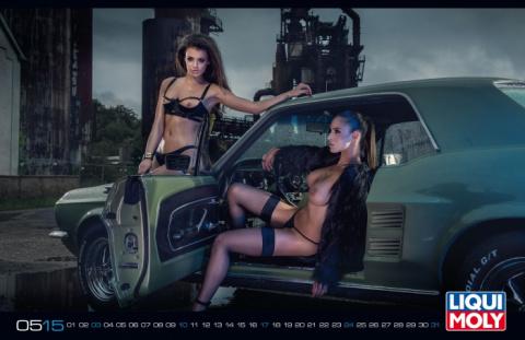 Девушки и завод
