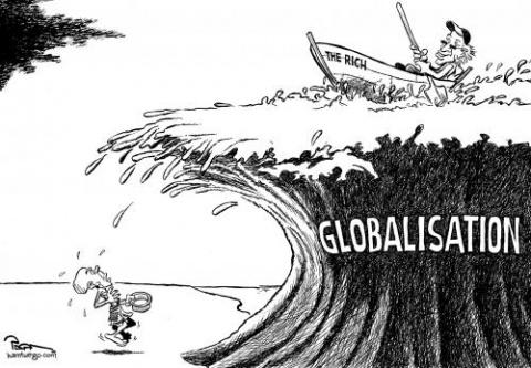 """Широкое недовольство вызвано """"концом экономического роста"""""""