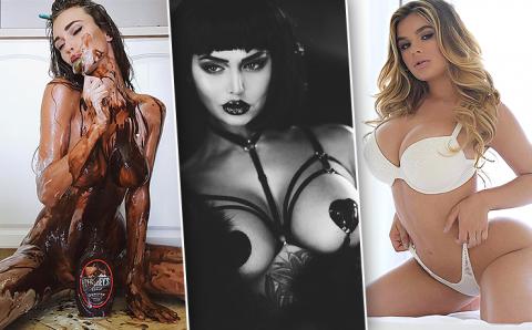 Нита Кузьмина, Анастасия Квитко и другие секс-символы российского Instagram