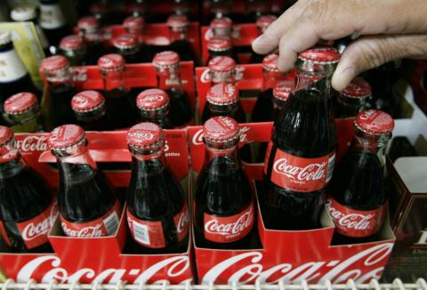 Coca Cola под микроскопом: ф…