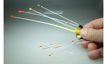 Кивки для зимней рыбалки, новые воблеры TsuYoki, электронные удочки
