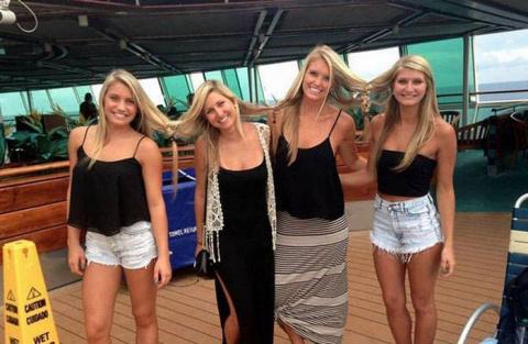 Приколы с блондинками