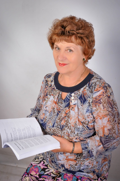 Антонина Горбач