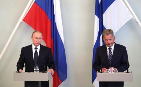 Путин: Сотрудничество России…