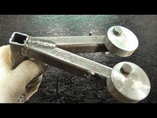 Инструмент для работы по металлу
