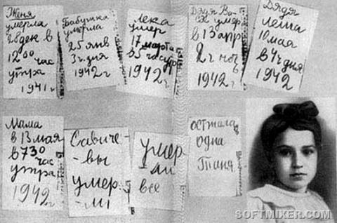 Самый страшный дневник войны