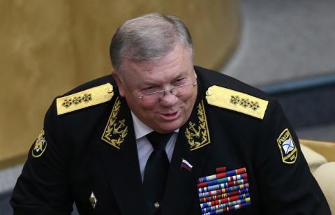 Адмирал Комоедов: России и К…