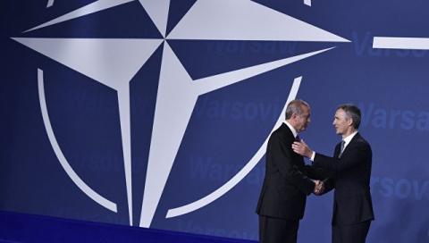 FAZ: выход Турции из НАТО станет огромным успехом для России