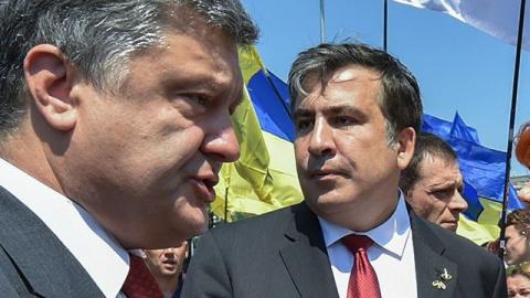 Саакашвили об импичменте Пор…