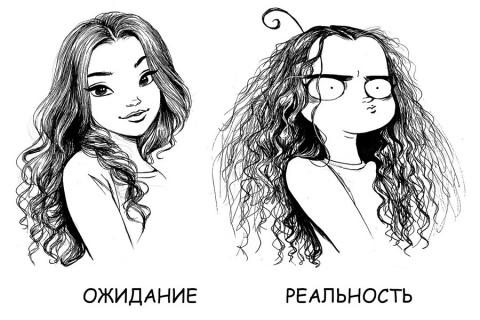 Вся правда о длинных волосах...