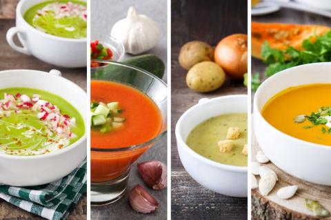 Эти волшебные супы вернут вас к жизни после праздника