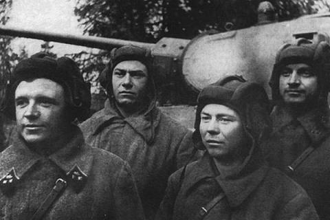 Танковый ас Лавриненко: «Пог…