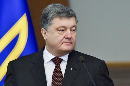 Порошенко признал полную потерю контроля над Донбассом