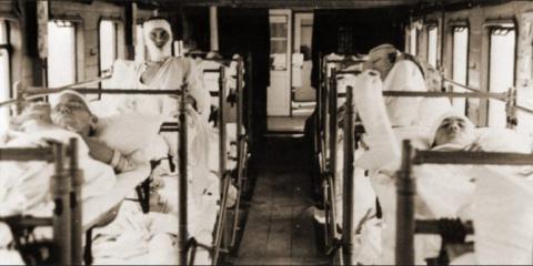 Эшелоны с того света: Как военно-санитарные поезда обманывали смерть