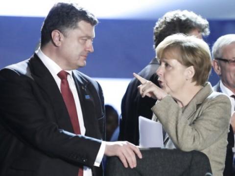 """ПЕТР, ХВАТИТ!"" - МЕРКЕЛЬ НА…"