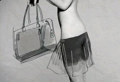Одежный бренд French Connection представил голую рекламу