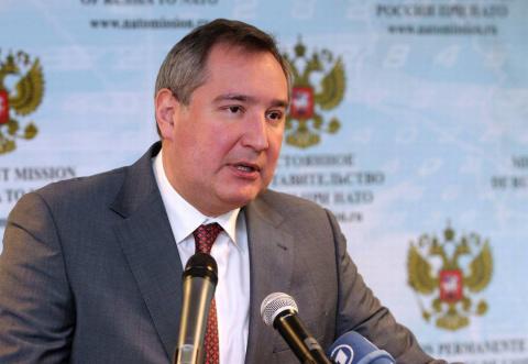Рогозин прокомментировал ЧП …