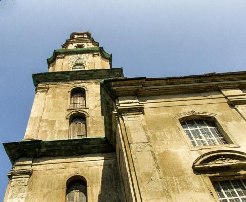 Кафедральный собор святой Троицы в Лиепае