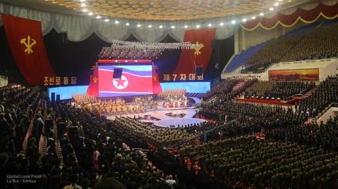 Россия ввела санкции против КНДР