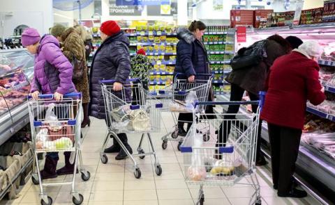 В каких магазинах россияне ищут качественные продукты