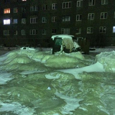 Чиновники Дудинки пытаются скрыть то, что в городе нет тепла