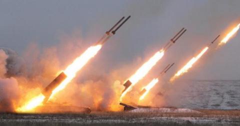 Новейшая дальнобойная ракета…
