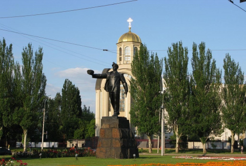 Донецк – «прощение» в стиле …