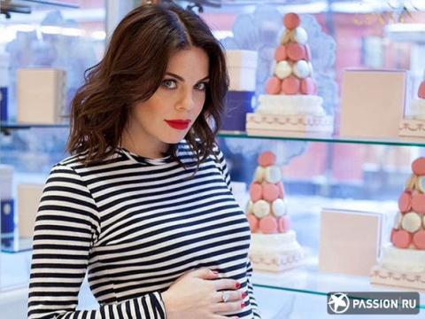 Анастасия Стоцкая рассекретила пол второго ребенка
