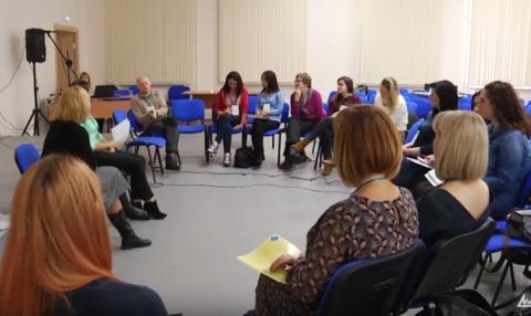 Волонтеры Карелии делятся опытом