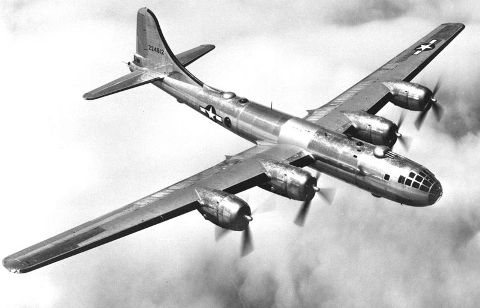 Ту-4 ДАЛЬНИЙ БОМБАРДИРОВЩИК   (Tu-4 Bull long-range bomber )