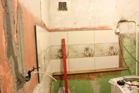Ремонт до и после - кухня 5 кв.м
