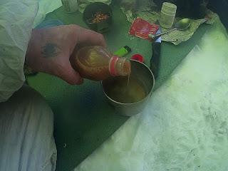Концентрированный чай (чифирь)