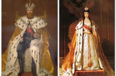 27 мая 1883 года Александр I…