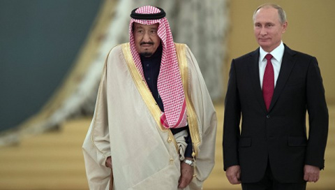 Политолог прокомментировал визит саудовского короля в Россию