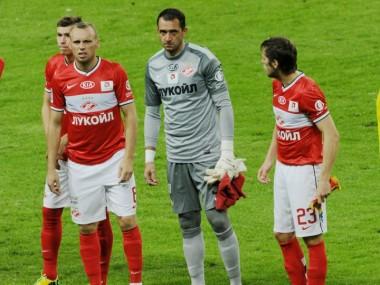 «Спартак» играет, как команда, стоящая на вылет»