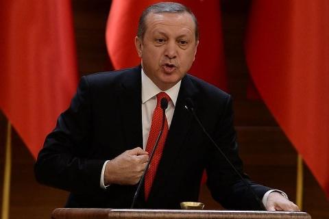 Эрдоган: Турция не отступит, пока не установит контроль над Африном