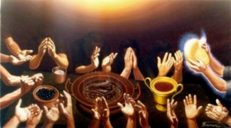 """Притча """"Наши молитвы"""""""