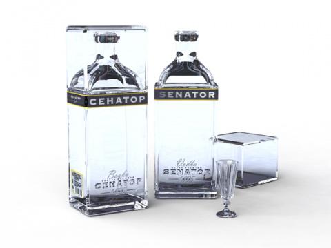 BrandLab разработало бренд водки стоимостью 1 тыс. руб. за бутылку