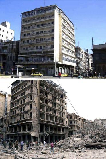 Испытание сирийской войной, — мнение