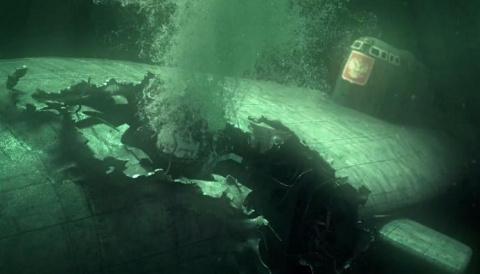 Ядерная смерть спит на дне Мирового океана