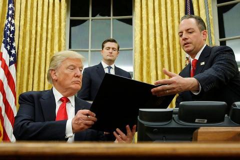 Трамп подписал резолюцию о продлении финансирования правительства