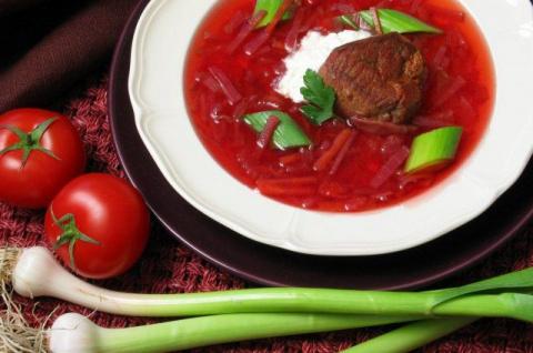 Суп для царей. 5 интересных рецептов приготовления борща